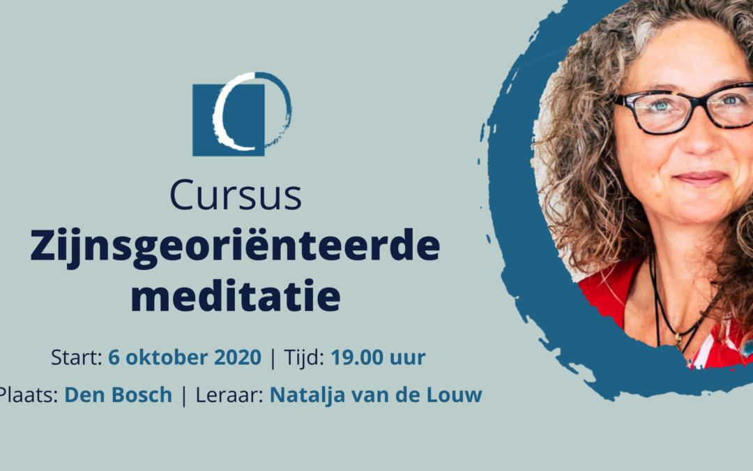 Cursus Zijnsgeoriënteerde Meditatie – Den Bosch